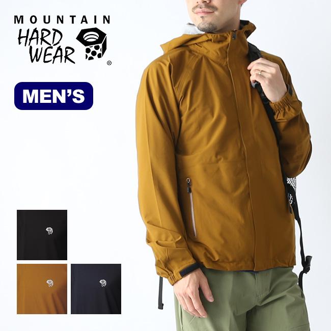 マウンテンハードウェア カウクスラブジャケット メンズ Mountain Hardwear Kauk Slab Jacket 防水シェル レインウェア アウター <2019 春夏>