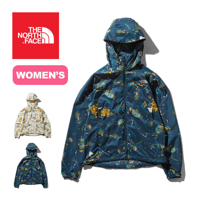 ノースフェイス ノベルティスワローテイルフーディ【ウィメンズ】 THE NORTH FACE NV Swallowtail Hoodie ウィンドシェル トップス アウター <2019 春夏>