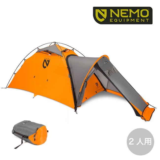 ニーモ テンシ 2P NEMO TENSHI 2P テント キャンプ 山岳用<2019 春夏>