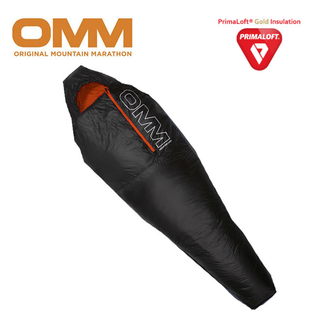 オリジナルマウンテンマラソン マウンテンレイド1.6 OMM MOUNTAIN RAID 1.6 寝袋 シュラフ スリーピングバッグ 宿泊 キャンプ <2019 春夏>