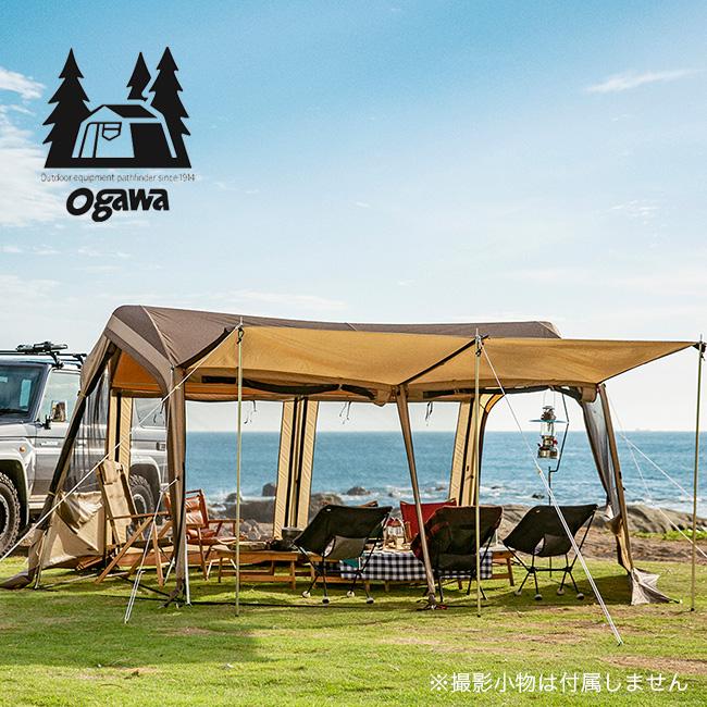 オガワ ネオ キャビン OGAWA Neo Cabin テント シェルター キャビン 宿泊 キャンプ アウトドア 3393 <2019 春夏>
