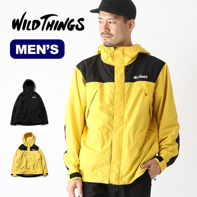 ワイルドシングス CHAMONIX JACKET 2 WILD THINGS メンズ ジャケット アウター トップス WT19016Y <2019 春夏>