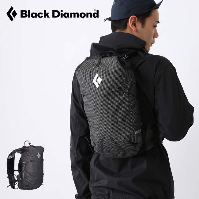 ブラックダイヤモンド ディスタンス8 Black Diamond DISTANCE 8 BD56600 バッグ バッグパック リュック ランニングパック 8L <2020 春夏>