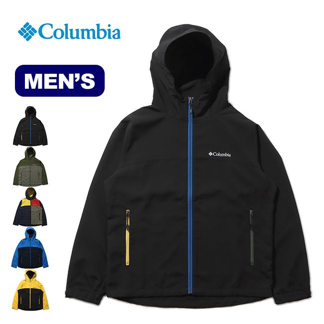 コロンビア ボーズマンロックジャケット Columbia Bozeman Rock Jacket メンズ ジャケット アウター マウンテンパーカー マウンテンジャケット ライトシェル <2019 春夏>