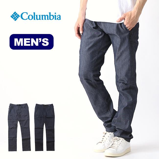 コロンビア ホワイトストーンポイントパンツ Columbia Whitestone Point Pant メンズ ボトムス パンツ ロングパンツ 長ズボン ストレッチ デニム <2019 春夏>