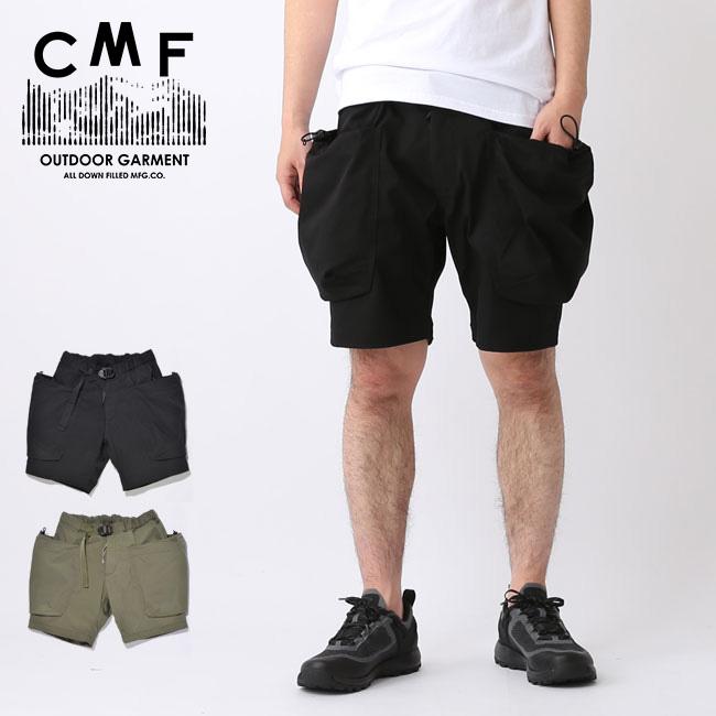 コンフィアウトドアガーメント アクティビティショーツ COMFY OUTDOOR GARMENT ACTIVITY SHORTS 短パン ショートパンツ ズボン メンズ <2019 春夏>