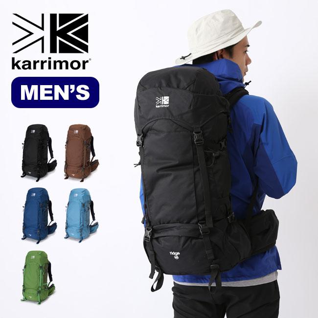 カリマー リッジ 40 ミディアム karrimor ridge 40 medium リュック バックパック ザック <2019 秋冬>