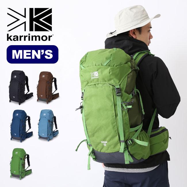 【キャッシュレス 5%還元対象】カリマー リッジ 30 ミディアム karrimor ridge 30 medium リュックバックパックザック メンズ <2019 秋冬>
