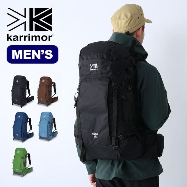 カリマー リッジ 30 ラージ karrimor ridge 30 large バックパック ザック リュック メンズ <2019 秋冬>