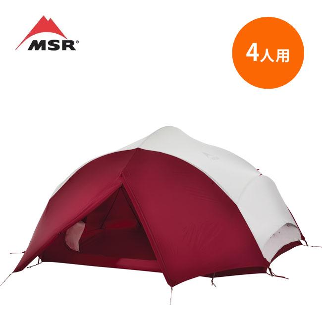 パパハバ NX MSR PAPA HUBBA NX テント 4人用 軽量 <2019 春夏>