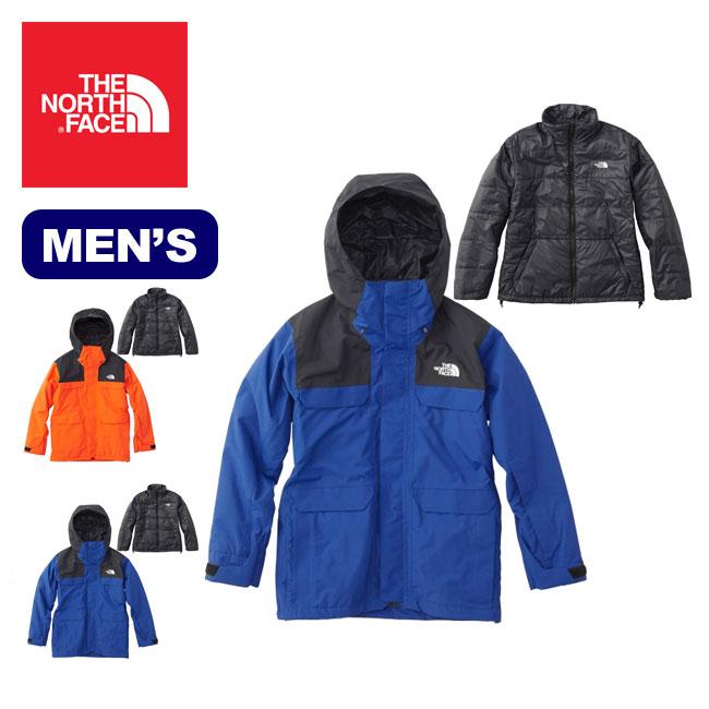 ノースフェイス ゲートキーパートリクライメイトジャケット THE NORTH FACE Gatekeeper Triclimate Jacket ジャケット パーカ アウター NS61808