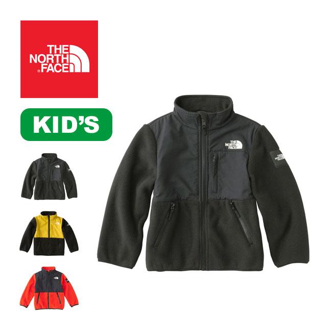 【キャッシュレス 5%還元対象】ノースフェイス デナリフリースジャケット キッズ THE NORTH FACE Denali Fleece Jacket コート アウター ダウン