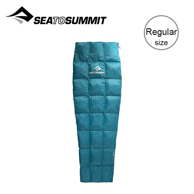 シートゥサミット トラベラー Tr1 レギュラー SEA TO SUMMIT Traveller 寝袋 シュラフ スリーピングバッグ <2019 春夏>