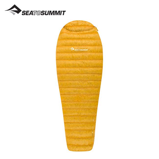 SEA TO SUMMIT シートゥサミット スパーク Sp0 レギュラー スリーピングバッグ 寝具 シュラフ 寝袋 <2019 春夏>