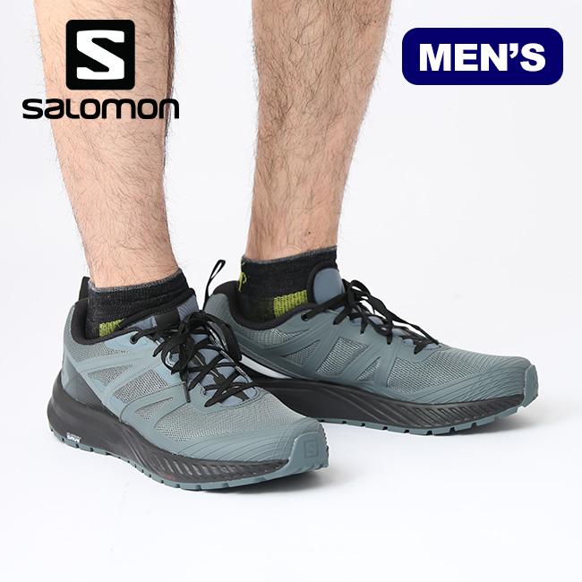 サロモン オデッセイトリプルクラウン SALOMON ODYSSEY TRIPLE CROWN メンズ スニーカー シューズ 靴 ハイキング ウォーキング トレイル L40685700 <2019 春夏>