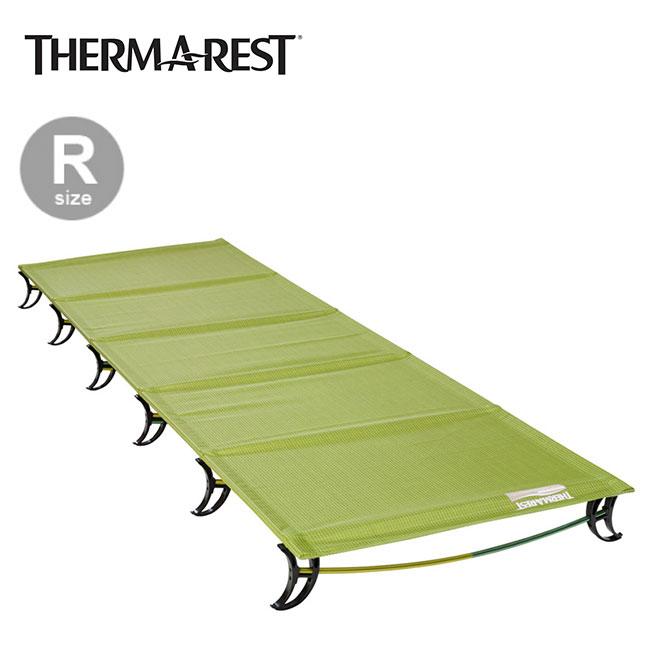 サーマレスト ウルトラライトコット R THERM-A-REST UltraLite Cot Regular コット マットレス ベッド キャンプ アウトドア <2020 春夏>