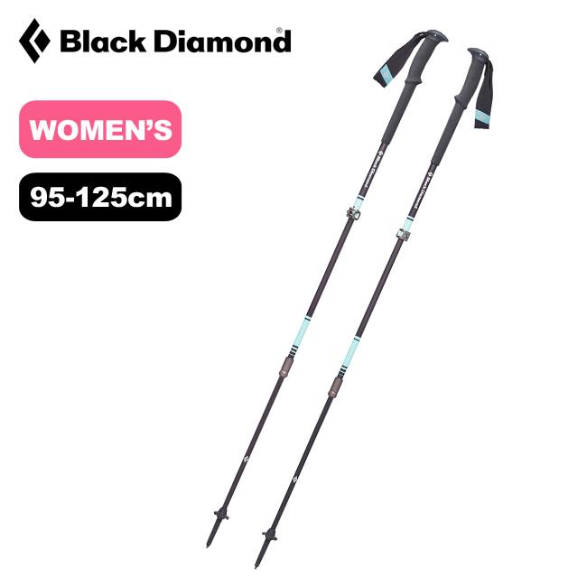 ブラックダイヤモンド 【ウィメンズ】トレイル プロ Black Diamond TRAIL PRO トレッキングポール トレイルポール BD82378 <2019 春夏>