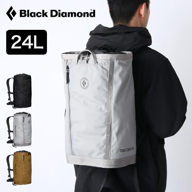 ブラックダイヤモンド ストリートクリーク24 Black Diamond STREET CREEK 24 BD5500 バッグ バックパック リュック タウンユース6 <2019 春夏>