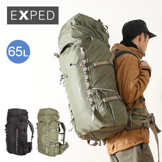 エクスペド エクスペディション 65 EXPED Expedition 65 リュック ザック 登山ザック 65L アウトドア 春夏
