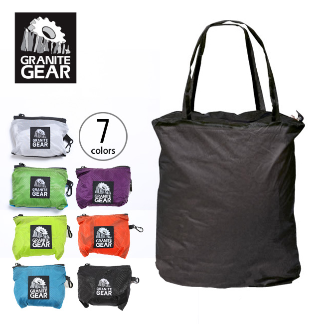 < 2015-2016 models > granite gear air carrier GRANITE GEAR | Tote | eco |  silnylon | ultralight | compact | shopping | stash bag | daily use | AIR