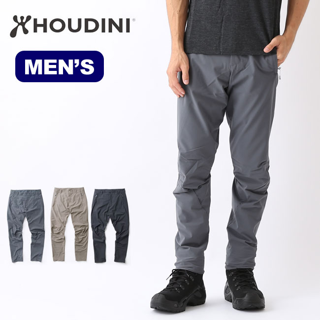 フーディニ メンズ MTMスリルツイルパンツ HOUDINI MTM Thrill Twill Pants ロングパンツ ボトムス <2019 春夏>