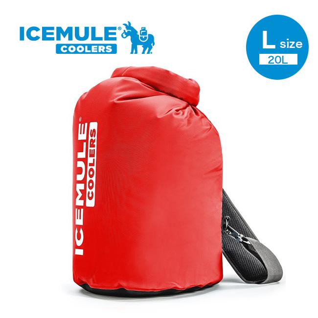 アイスミュール クラシッククーラー L ICEMULE THE ICEMULE CLASSIC™ LARGE クーラーボックス 防水パック 肩掛け 20リットル アウトドア 春夏