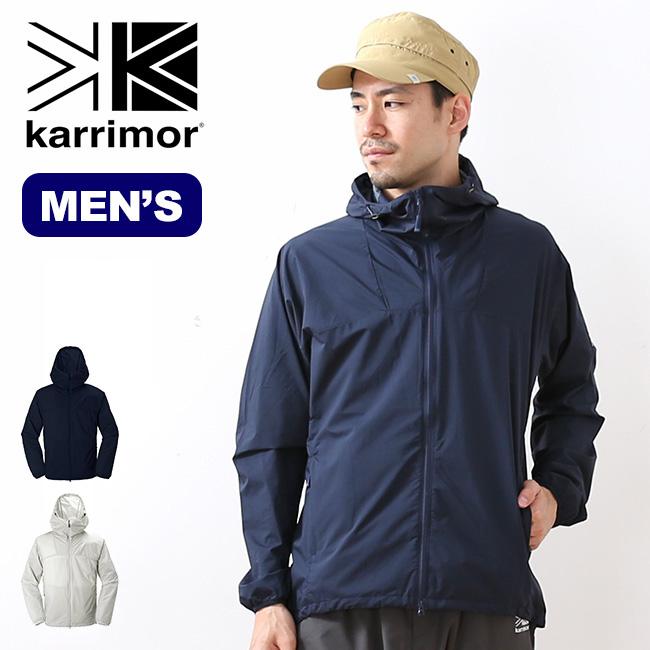 カリマー ベクターフーディー karrimor vector hoodie ジャケット アウター パーカ シェルジャケット ウィンドブレーカー ウィンドシェル