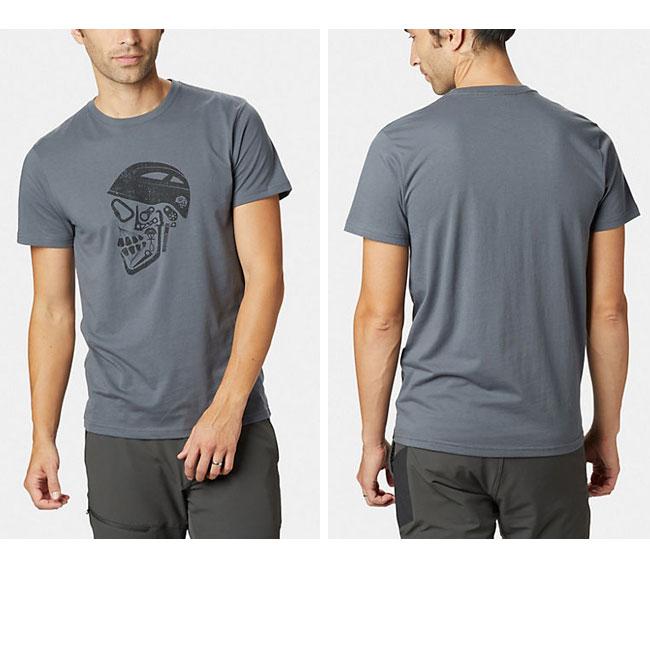 マウンテンハードウェア X-RayショートスリーブT メンズ Mountain Hardwear X-RAY SHORT SLEEVE T 半袖  Tシャツ <2019 春夏>
