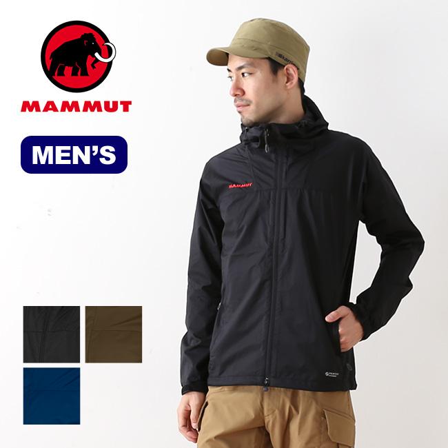 マムート グライダージャケット メンズ MAMMUT GLIDER Jacket Men ジャケット ウィンドシェル シェルジャケット 1012-00210 アウトドア 春夏