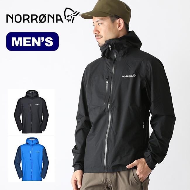 ノローナ ビィティフォーン ドライ1ジャケット メンズ Norrona bitihorn dri1 Jacket (M) ジャケット アウター ハードシェル 2611-18 アウトドア 春夏