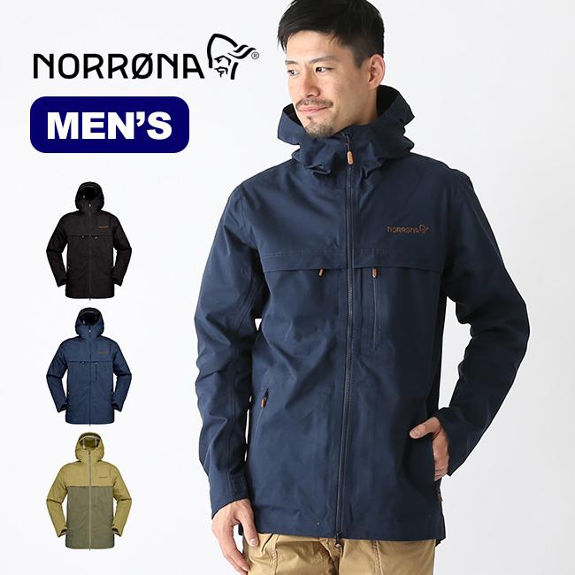 ノローナ スヴァルバール コットンジャケット メンズ Norrona svalbard cotton Jacket (M) ジャケット アウター トップス ウインドシェル 2401-19 <2019 春夏>
