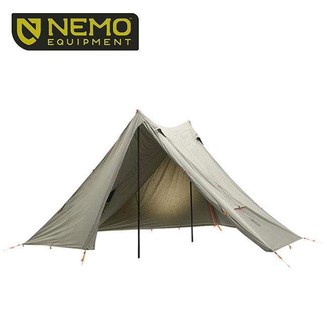 ニーモ ヘキサライト 6P エレメント NEMO HEXALITE ELEMENT 6P NM-HEX-6P-EL タープ 大型 テント 6人用 アウトドア <2020 春夏>