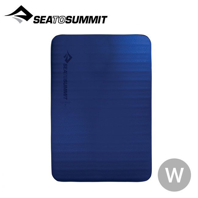 シートゥサミット コンフォートデラックスS.I.マット ダブル SEA TO SUMMIT Comfort Delux S.I.Mat W マット<2019 春夏>