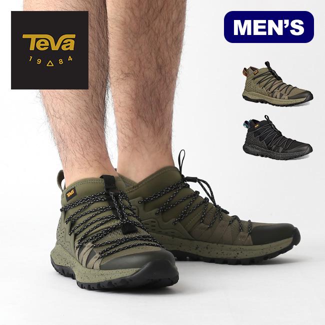 テバ ワイルダー メンズ TEVA WILDER スニーカー 靴 ハイカット アウトドア ハイカット 1099957 <2019 春夏>