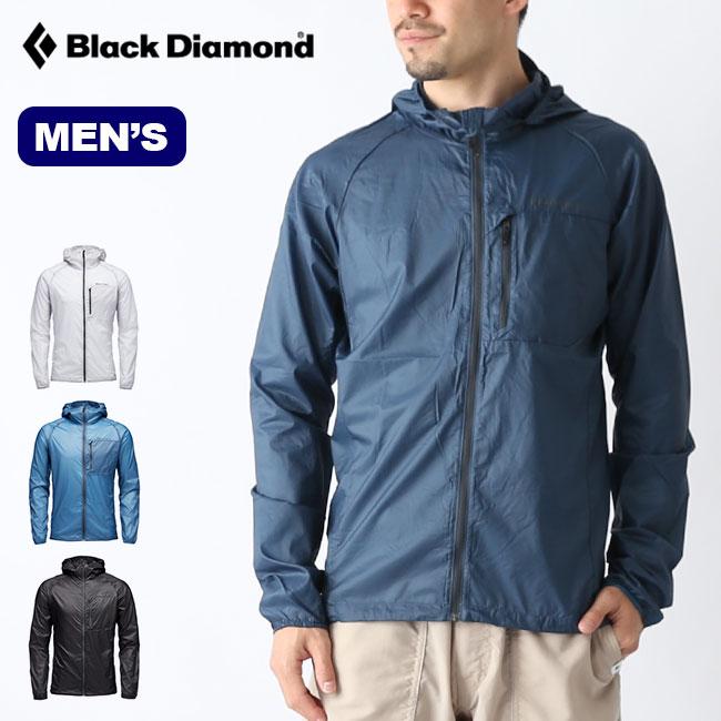 ブラックダイヤモンド メンズ ディスタンスウィンドシェル Black Diamond DISTANCE WIND SHELL ジャケット シェルジャケット ウィンドシェル アウター BD65882 <2019 春夏>