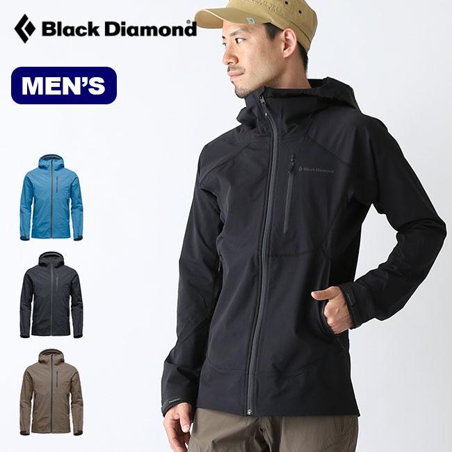 ブラックダイヤモンド メンズ サークシェル Black Diamond CIRQUE SHELL ジャケット シェルジャケット クライミングジャケット アウター BD65900 <2019 春夏>