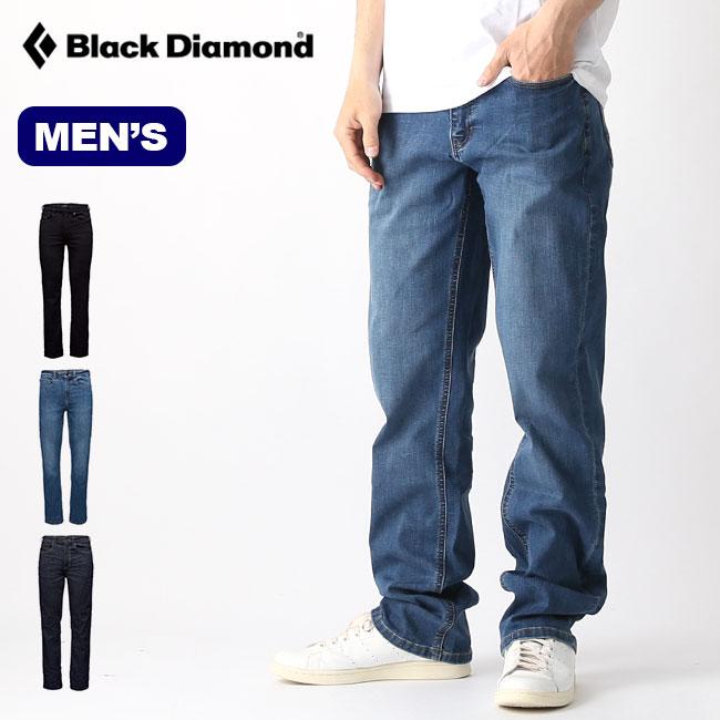 ブラックダイヤモンド メンズ フォージドデニムパンツ Black Diamond FORGED DENIM PANTS デニム デニムパンツ ロングパンツ ボトムス BD67062 <2019 春夏>