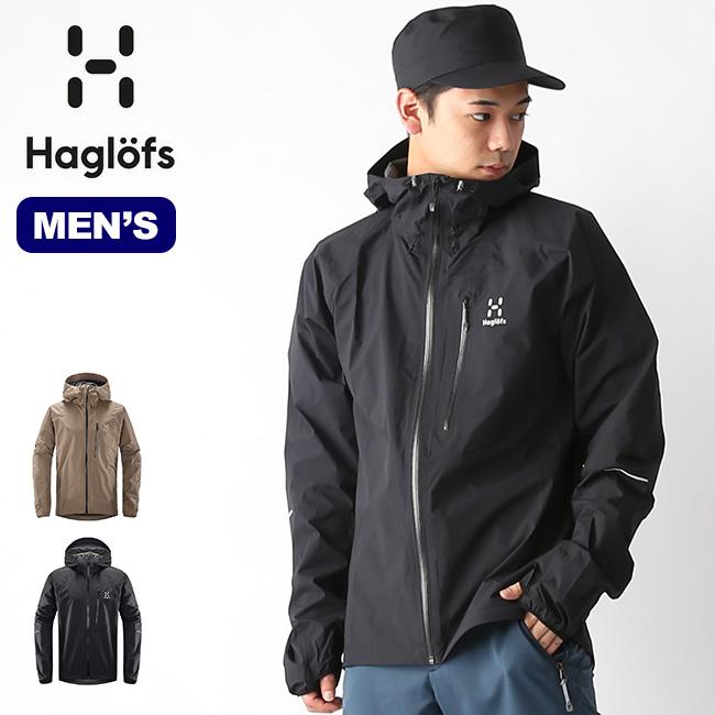 ホグロフス LIMシリーズジャケット HAGLOFS L.I.M SERIES JACKET メンズ ジャケット シェルジャケット アウター 604121 <2019 春夏>