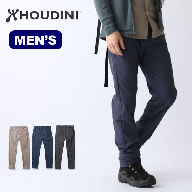 フーディニ ウェイトゥーゴーパンツ HOUDINI Way To Go Pants メンズ 297654 ロングパンツ ストレッチパンツ ズボン ボトムス <2019 秋冬>
