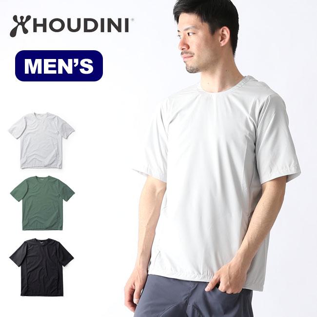 フーディニ ウェザーTee HOUDINI Weather Tee Tシャツ ティーシャツ メンズ 男性 <2019 春夏>