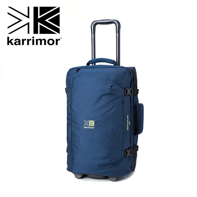 karrimor カリマー クラムシェル 40 キャリーバッグ キャリーケース 旅行 トラベル 出張 ビジネス 遠征