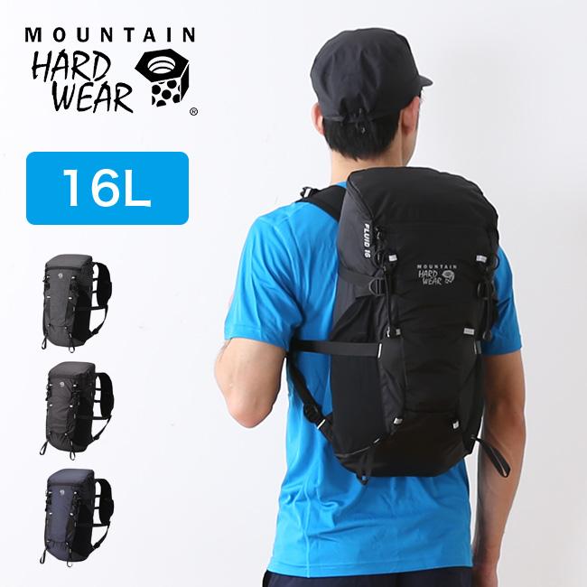 マウンテンハードウェア フリューイッド16 V.4 Mountain Hardwear Fluid 16 V.4 OE8248 リュックサック トレランパック マラソンパック <2019 秋冬>