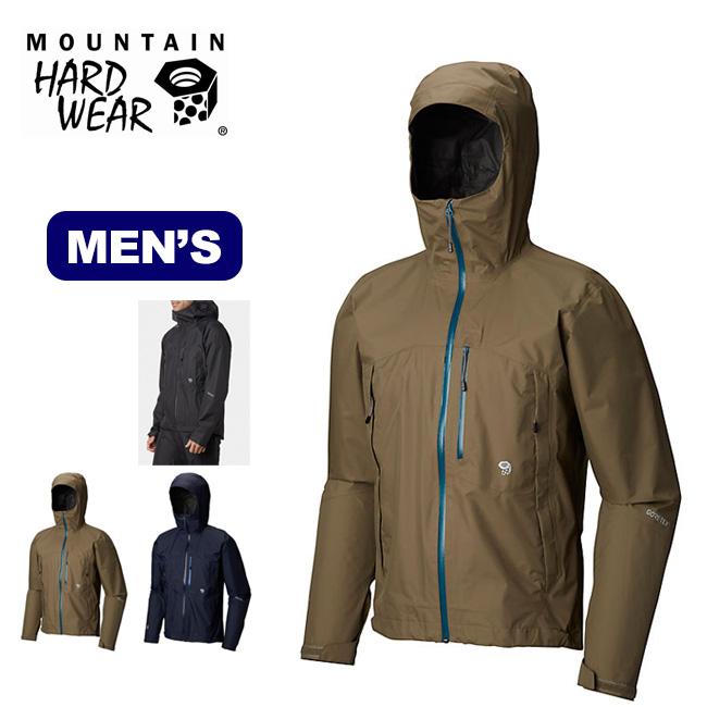 マウンテンハードウェア エクスポージャー2ゴアテックスパックライトジャケット メンズ Mountain Hardwear Exposure/2 Gore-Tex Paclite Jacket レインウェア アウター OM7409 <2019 春夏>