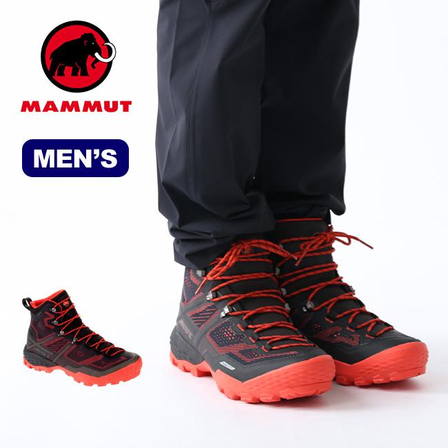 マムート デュカンハイGTX メンズ MAMMUT Ducan High GTX Men 靴 ブーツ スニーカー シューズ 3030-03470 <2019 春夏>