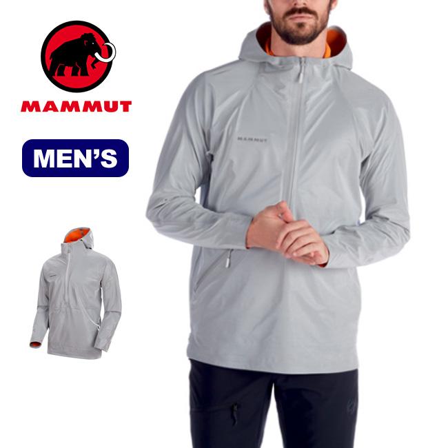 マムート ザ・ハーフジップフーデットジャケット MAMMUT Half Zip Hooded Zipped Jacket アウター トップス ジャケット コート ハーフジップ プルオーバー 1012-00130 <2019 春夏>