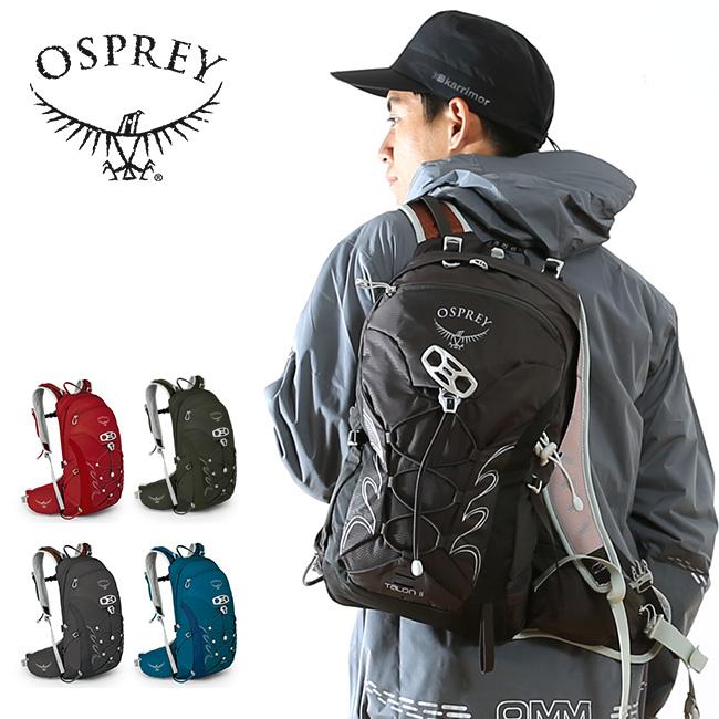 【キャッシュレス 5%還元対象】オスプレー タロン 11 OSPREY TALON 11 バック バックパック リュック ハイキング トレラン バイク OS50286 <2019 春夏>