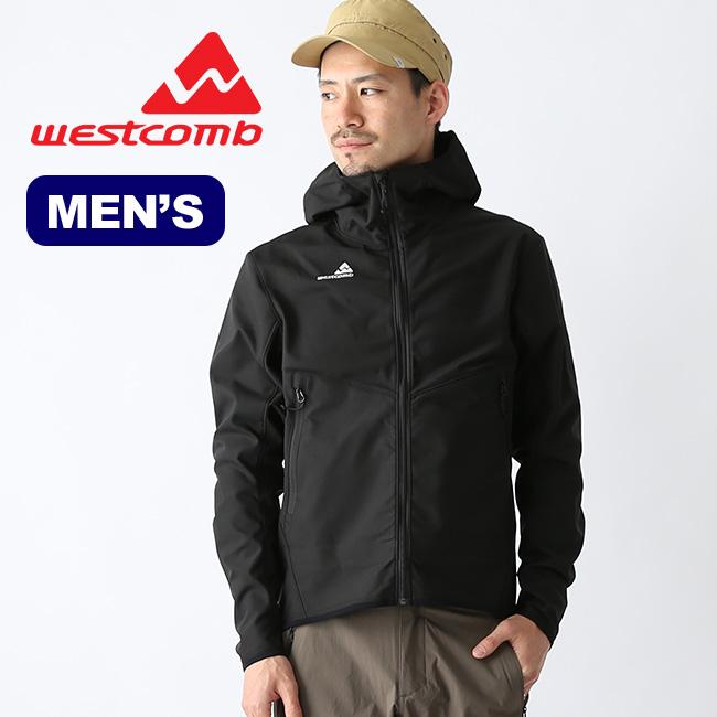ウェストコム アッセントフーディ WESTCOMB ASCENT HOODY メンズ ジャケット アウター ソフトシェル アセント 18MAH32 <2019 春夏>