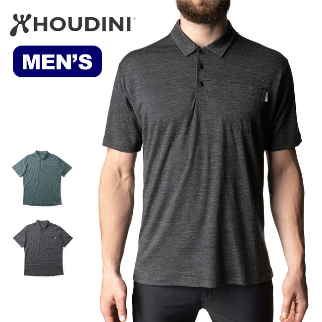 フーディニ メンズ アクティビストキングピンTee HOUDINI Activist Kingpin Tee Tシャツ 半袖 メンズ アウトドア sp19ss