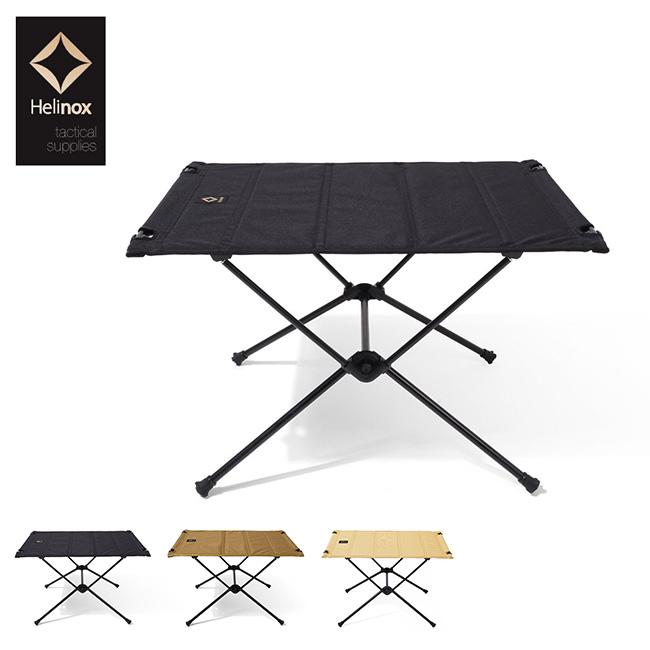 ヘリノックス TAC タクティカルテーブル M Helinox Tactical Table M 19755011 テーブル タック 折りたたみ コンパクト アウトドア <2020 春夏>