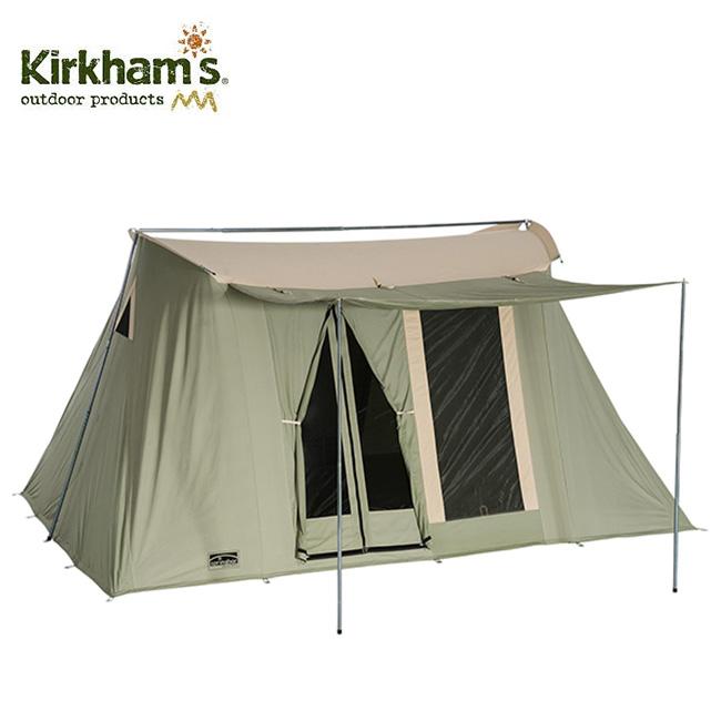 カーカムス ハイライン8 スプリングバーテント Kirkham's Highline 8 Springbar Tent テント 大型テント 8人 キャンプ テント泊 アウトドア <2019 秋冬>